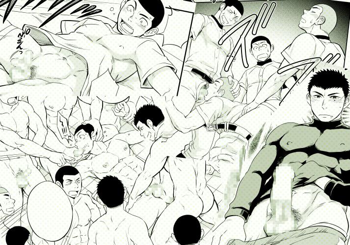 [Draw Two] の【やはりこの野球部合宿はまちがっている。】