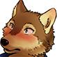 [狐狸狼庵] の【オオカミせんせいトラとうさん】