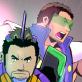 エロティック★ヒーローズ G VS 新性紀エヴァンゲいヲン 2 EHG VS EVG 02 Fusion World