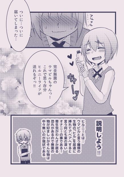 [ナナシ少年] の【ヒルニーのススメ】