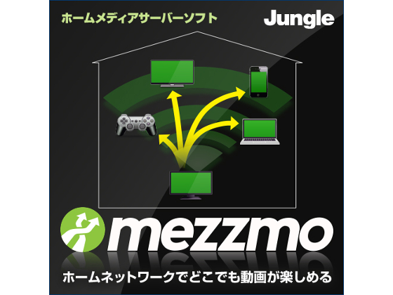Mezzmo 4 【ジャングル】の紹介画像