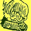 [極礼堂] の【奇面の人】