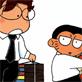 ゲイ・オタ・遺品整理〜ゲイカップルがオタクの友人の遺品を整理