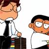 ゲイ・オタ・遺品整理〜ゲイカップルがオタクの友人...