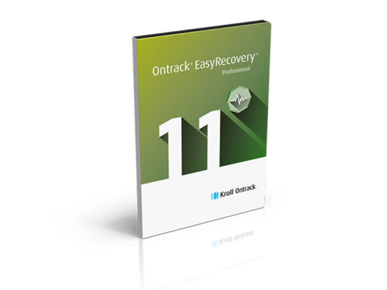 Ontrack EasyRecovery 11 Professional for Mac【オントラック】の紹介画像