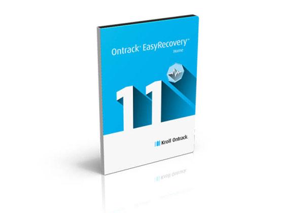 Ontrack EasyRecovery 11 Home Mac バージョンアップ版 【オントラック】の紹介画像
