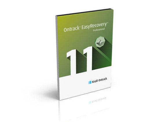 Ontrack EasyRecovery 11 Professional Mac バージョンアップ版 【オントラック】の紹介画像