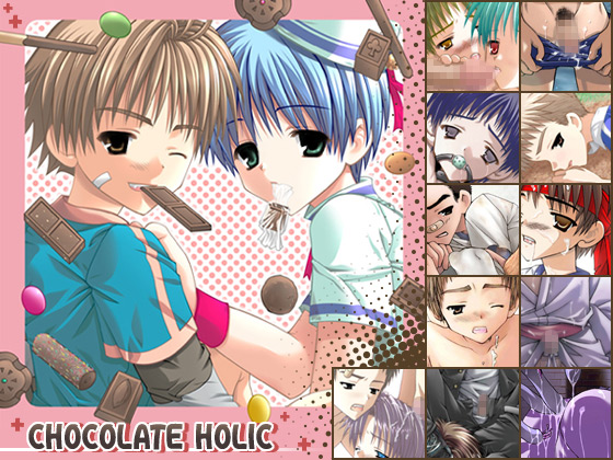 [LUNATIQUE] の【CHOCOLATE HOLIC】