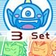 ギガンテス本・戦士→賢者・戦士→賢者2