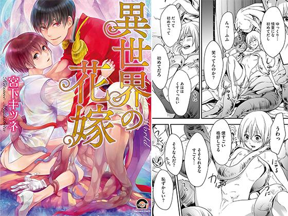 異世界の花嫁【電子限定かきおろし漫画付】