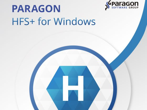 Paragon HFS+ for Windows 【パラゴンソフトウェア】の紹介画像
