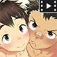 オスガキ銭湯Animation:1