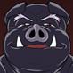 立派な豚に