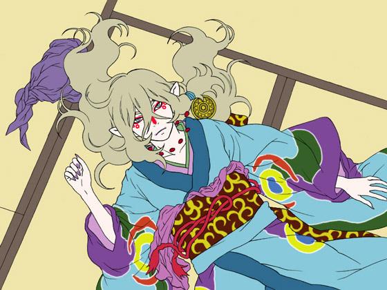 [RUTA] の【モノノ怪ゲーム~妖しの桜~】