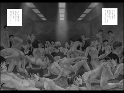 [M's WORKS.] の【姦淫祭】
