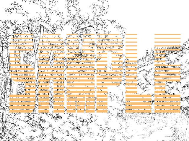[有楽舎工房] の【マンガ背景素材集「You楽Luck」Vol.3「樹木+α」】