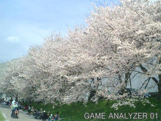 GAME ANALYZER 01の紹介画像