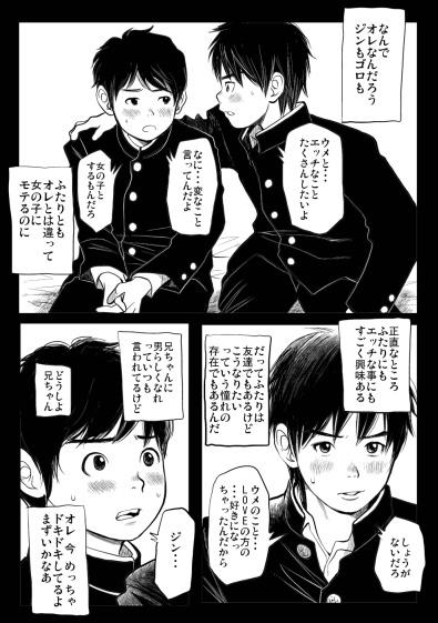 [どろんこ夕焼] の【思春期ギャップ 中期】