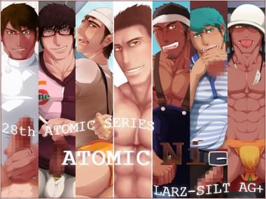 [LARZ-SILT AG+] の【ATOMIC Ni】