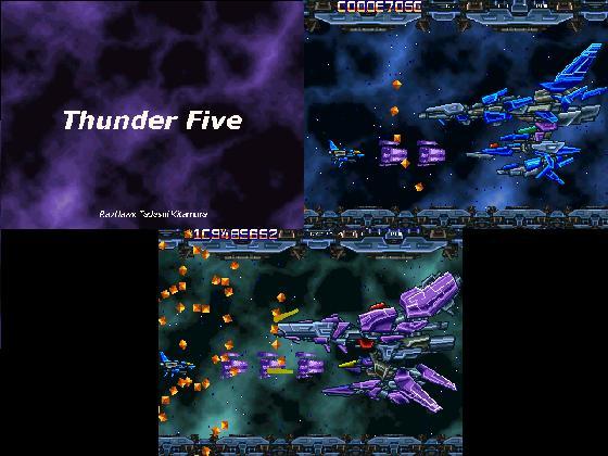 Thunder Fiveの紹介画像