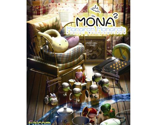 【価格改定】モナークモナーク 【日本ファルコム】の紹介画像
