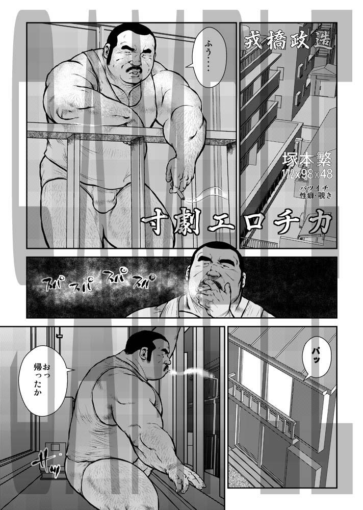 [えびすや] の【寸劇エロチカ・塚本繁・172x98x48】
