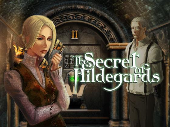 ヒルデガルドの秘密 【オーバーランド】の紹介画像