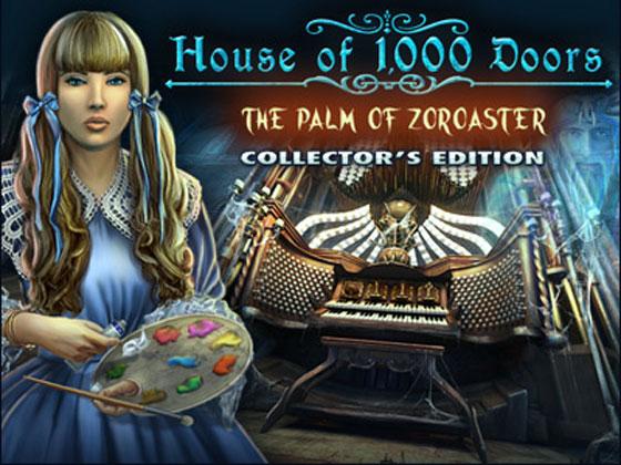 ハウス オブ 1000 ドアーズ パーム オブ ゾロアスター  【オーバーランド】の紹介画像