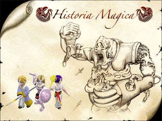 Historia Magicaの紹介画像