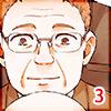 【50%OFF】会社のおじさん 今日もBL? 3話【2018
