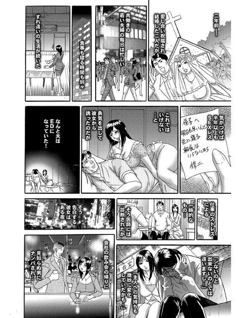牝妻LIVE File.01 写真合体コミック素人ハメ撮り現場報告
