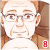 【50%OFF】会社のおじさん 今日もBL? 8話【2018