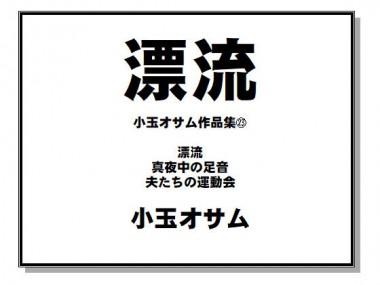 [小玉オサム文庫] の【漂流 小玉オサム作品集(23)】