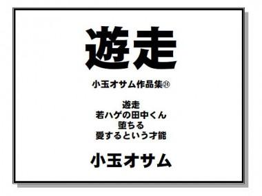 [小玉オサム文庫] の【遊走 小玉オサム作品集24】