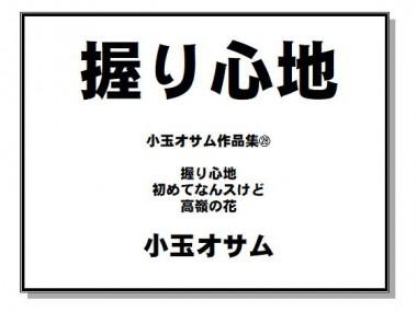 [小玉オサム文庫] の【握り心地】