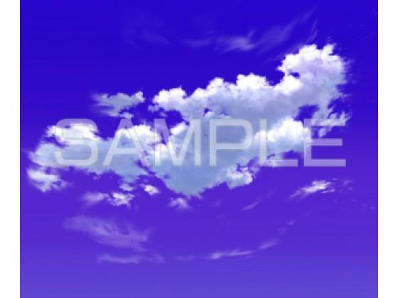 素材_雲01の紹介画像