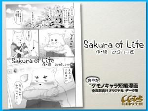 Sakura of Life