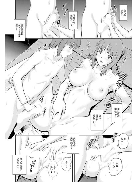 パートタイム マナカさん デジタルモザイク版