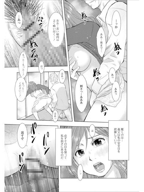 Web配信 月刊 隣の気になる奥さん vol.016