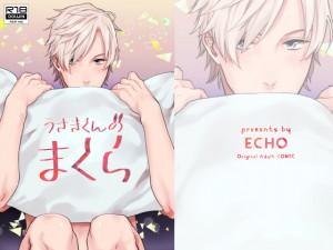 [ECHO] の【うさきくんのまくら】