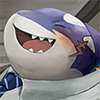 [ごぞうろっぷ] の【鮫、鯱、海豚。】
