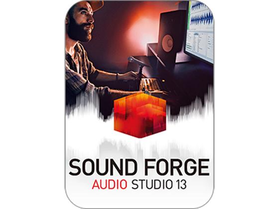 SOUND FORGE Audio Studio 13 ダウンロード版の紹介画像