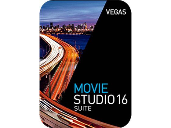 VEGAS Movie Studio 16 Suite ダウンロード版 【ソースネクスト】の紹介画像