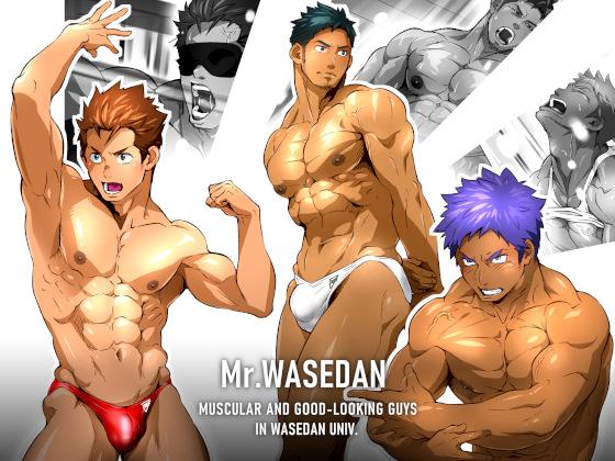 [こまぎれ] の【Mr.WASEDAN】