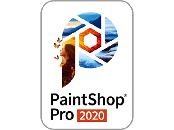 PaintShop Pro 2020 半額キャンペーン版 【ソースネクスト】の紹介画像