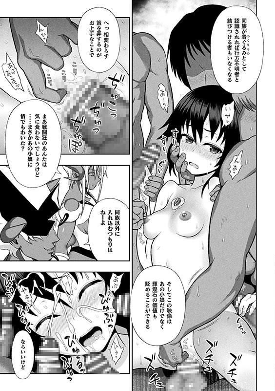 煌装閃姫クリスティア 第五話【単話】のサンプル画像5