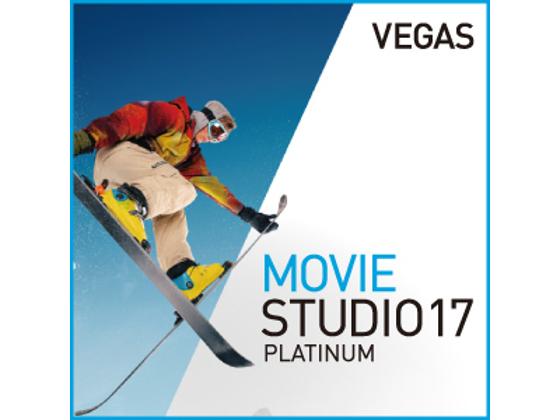 VEGAS Movie Studio 17 Platinum ダウンロード版 【ソースネクスト】の紹介画像