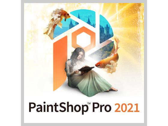 PaintShop Pro 2021 ダウンロード版 【ソースネクスト】の紹介画像