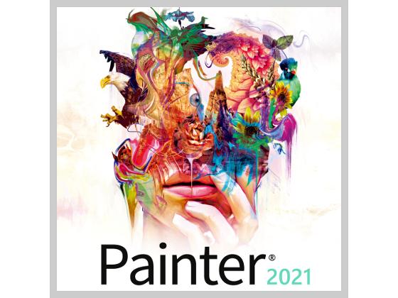 Corel Painter 2021 for Windows ダウンロード版【ソースネクスト】の紹介画像