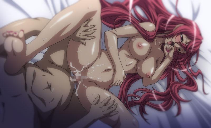 OVA悪の女幹部フルムーンナイトR#2 蚤知之士のサンプル画像13